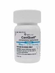 CaniQuell (Clomipramine Hydrochloride) 20mg (11-22 lbs) (per tablet)