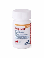 Carprovet (Carprofen) Chewable Tablets