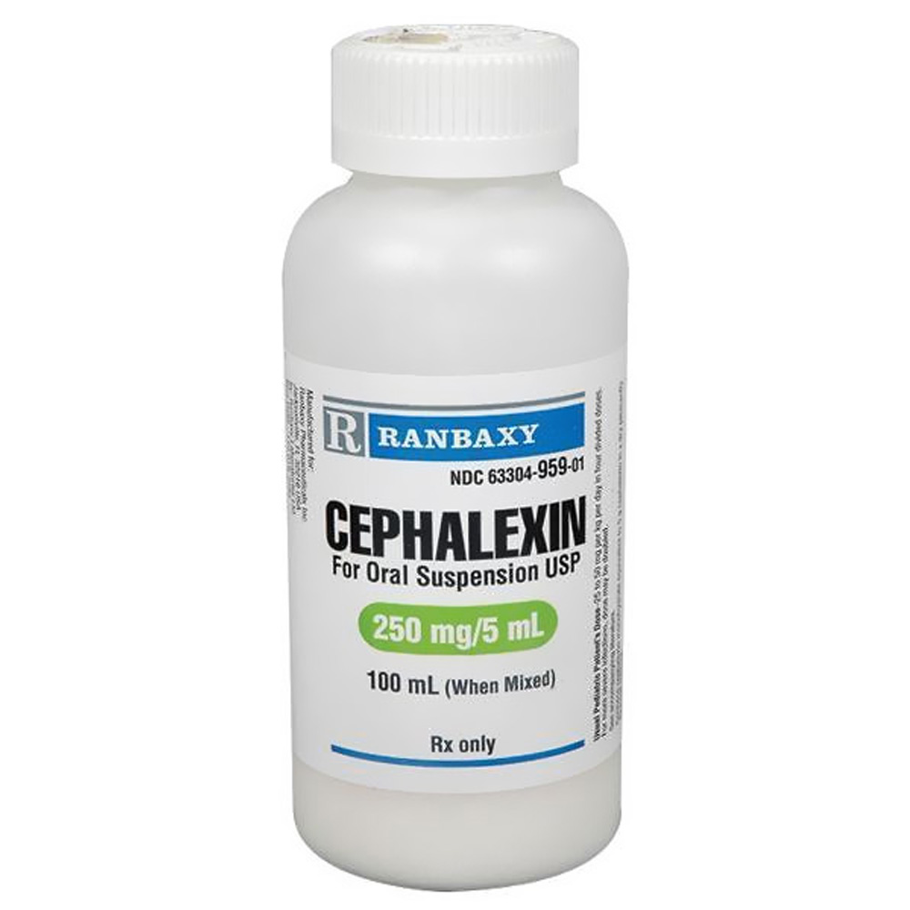 what is the medication cephalexin used for