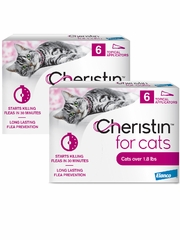 Cheristin for Cats Over 1.8 lbs, 12 Count