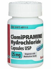 Clomipramine (Manufacturer may vary)