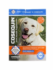 Joint Supplements for Dogs & Cats: Cosequin Advanced & Maximum Strength