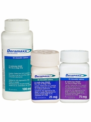 Deramaxx Chewable Tablets for Dogs