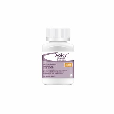 Doxidyl (deracoxib) Chewable Tablets for Dogs