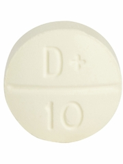 Drontal Plus for Small Dogs 2-25 lbs 22.7 mg (Per Tablet)