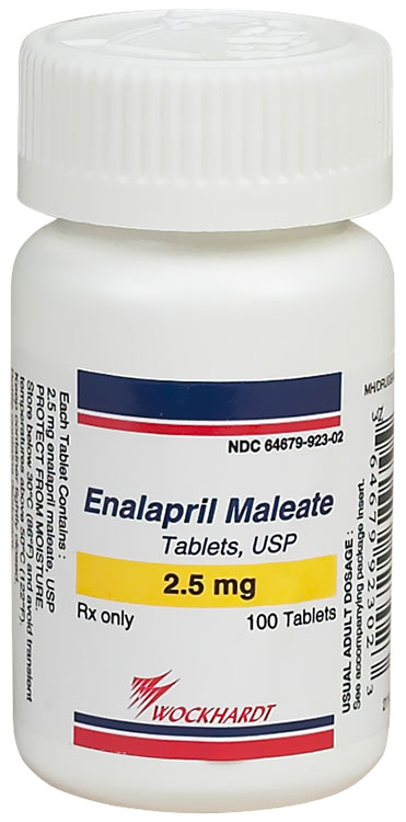 Enalapril (Manufacturer may vary)