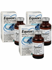 Equioxx Injectable for Horses, 3 Pack