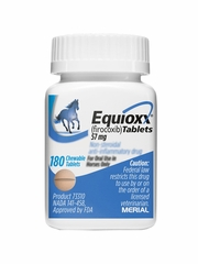 Equioxx Tablets for Horses (57 mg), 180 Ct.