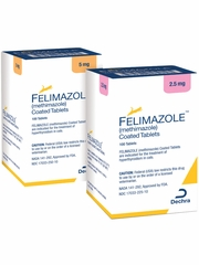 Felimazole Coated Tablets for Cats
