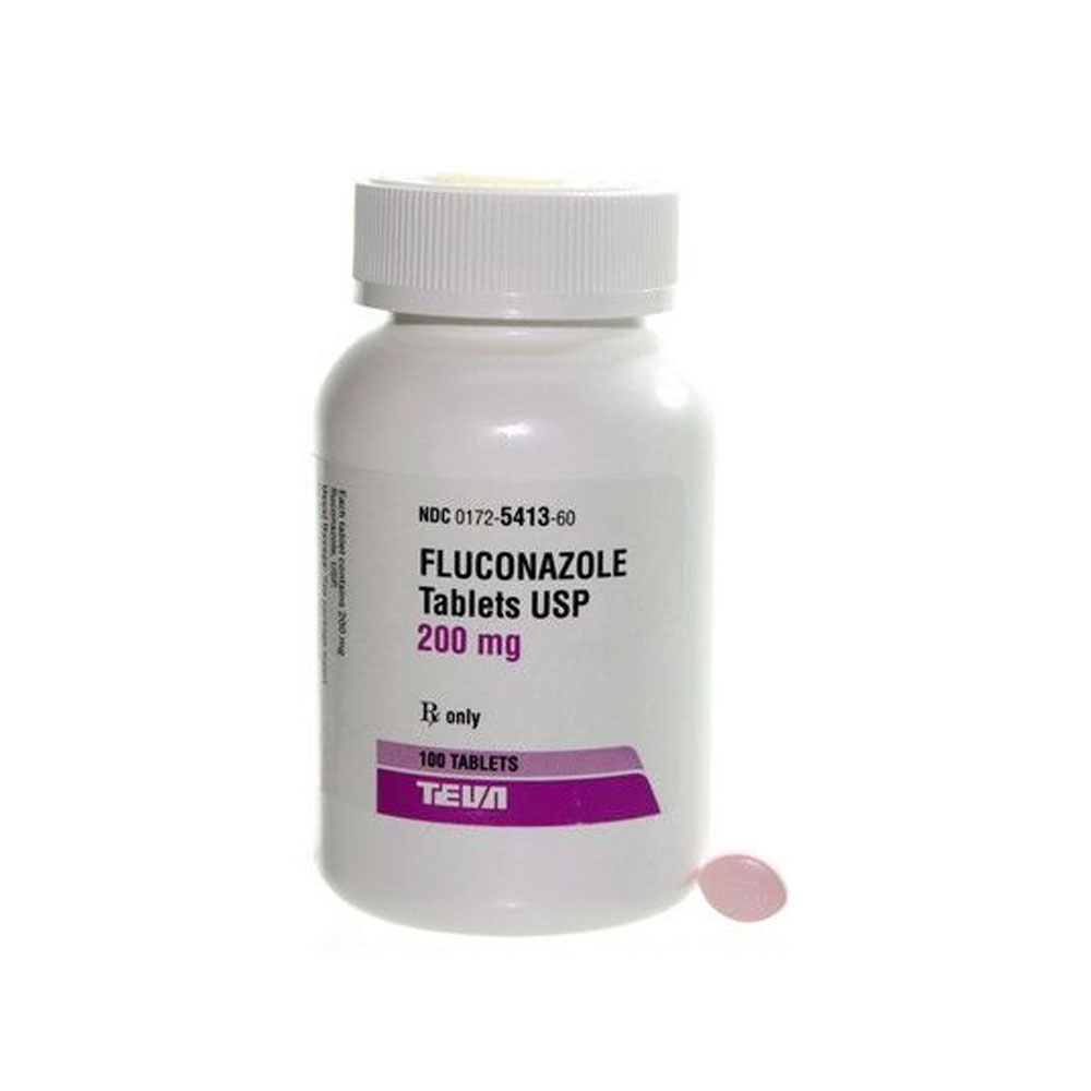 Fluconazole 200 Mg 30 Tabs On Sale Entirelypets Rx