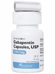 Gabapentin (Manufacturer may vary)