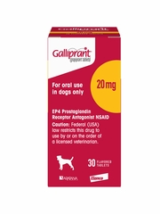 Galliprant Tablets for Dogs 20 mg (30 Count)