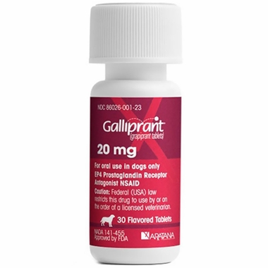 Galliprant Tabs 20mg 30 Tablets