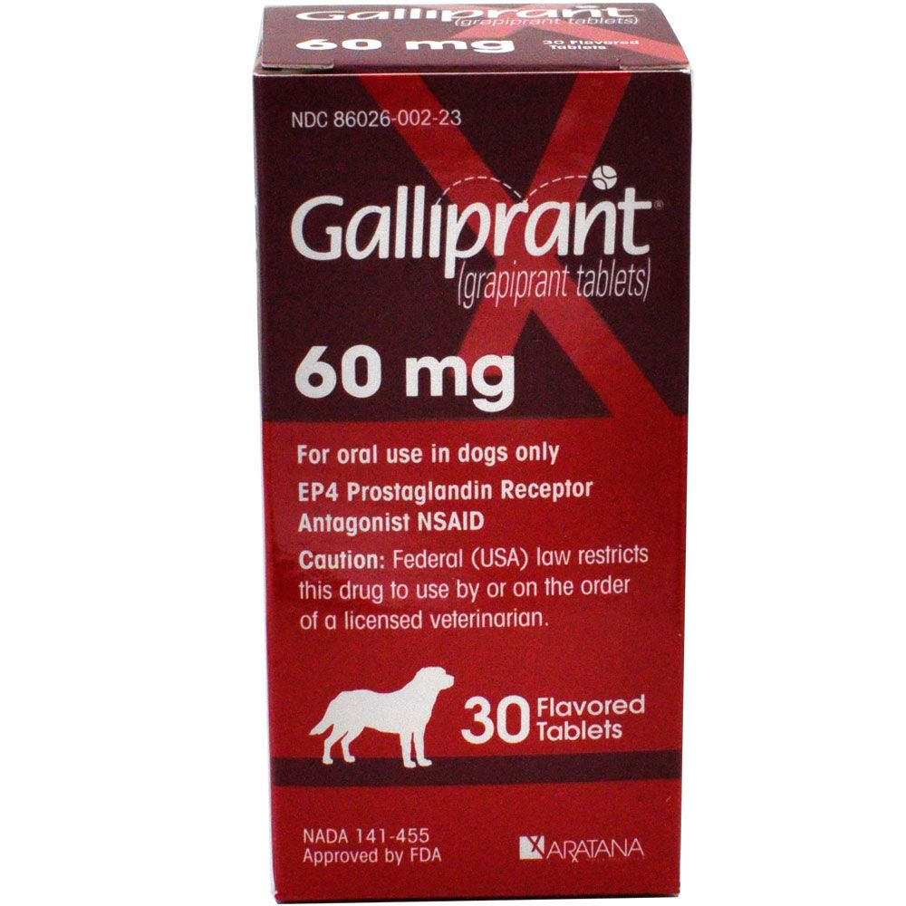 Galliprant Tabs 60mg 30 Tablets