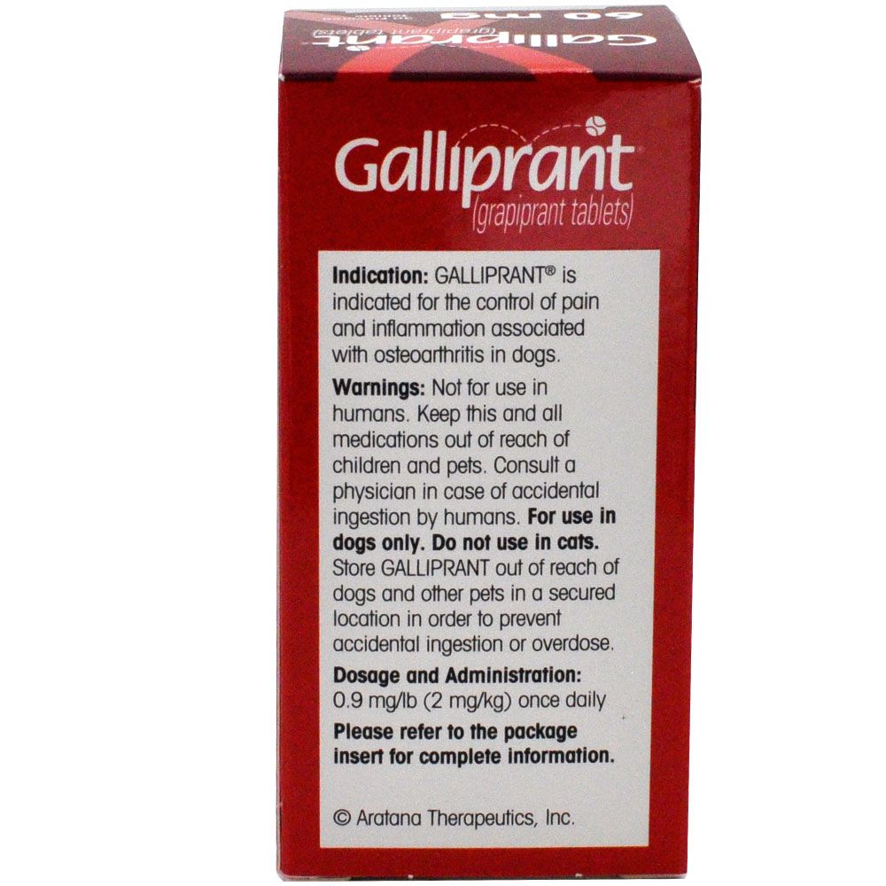 Galliprant Tabs 60mg Per Tablet