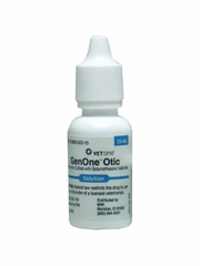 GenOne Otic Solution 15ml