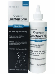 GenOne Otic Solution