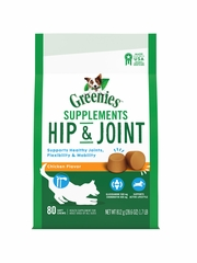 Greenies Supplements Hip & Joint for Dogs