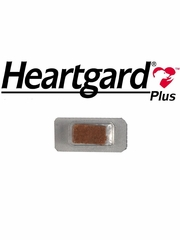 Heartgard Plus for Dogs - Up to 25 lbs (1 Chew)