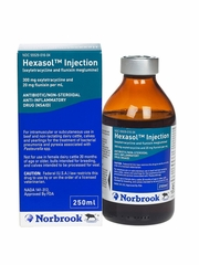 Hexasol Injection
