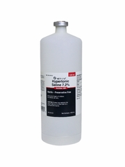 Hypertonic Saline 7.2% Sterile Preservative Free Solution, 1000mL