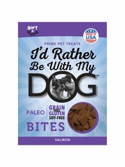 I'd Rather Be With My Dog Paleo Trios & Bites