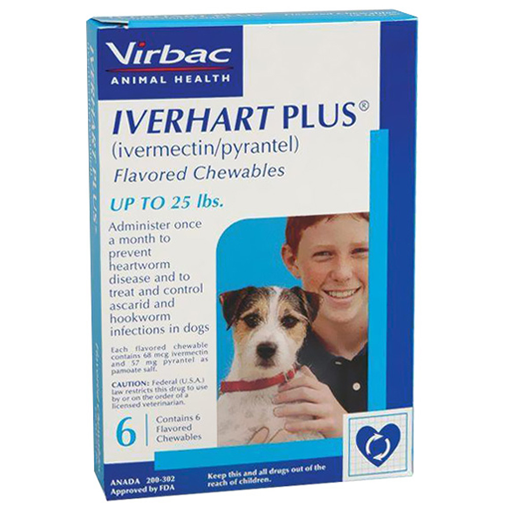 Iverthart Plus for Dogs