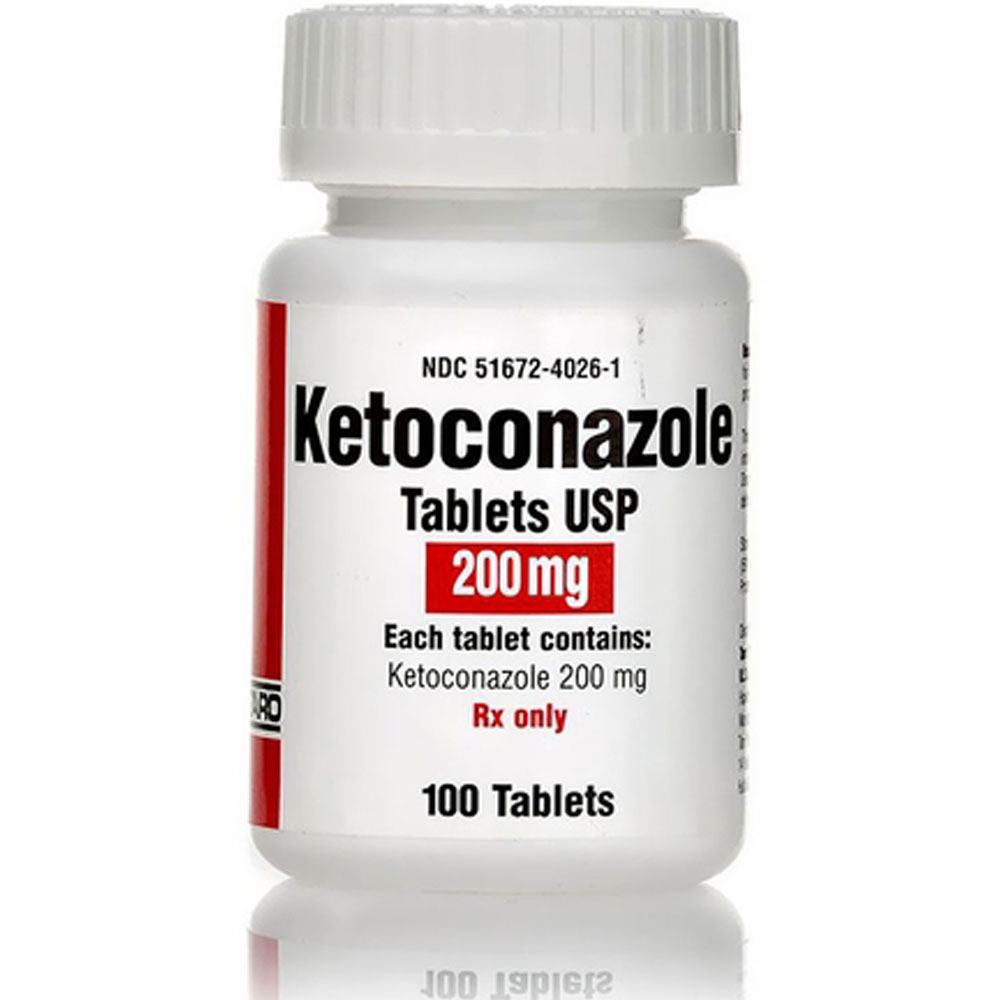 Ketoconazole (Manufacture may vary)