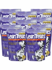 Lean Treats - Nutritional Rewards for Dogs 12-PACK (3 lbs)