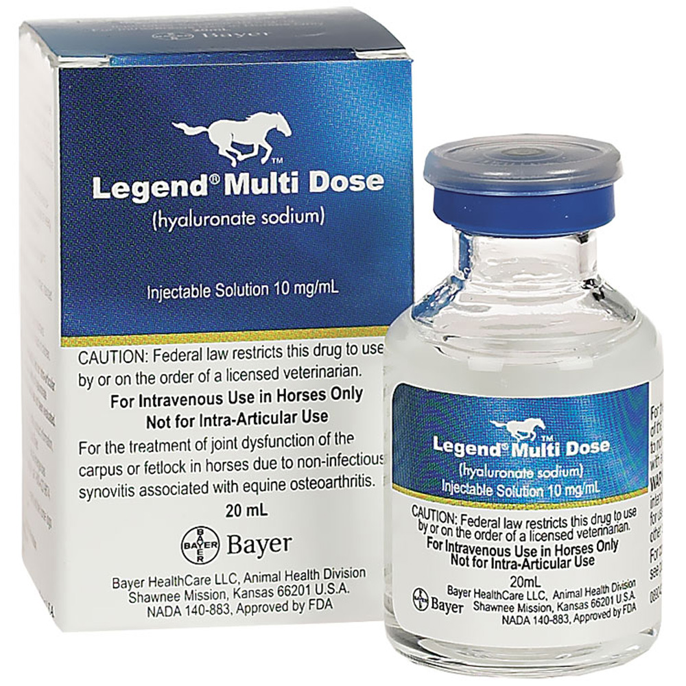 Legend Multi Dose 20 Ml Each On Sale Entirelypets Rx