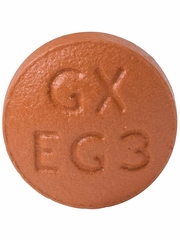 Leukeran 2mg (per tab) (Manufacturer may vary)