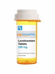 Levetiracetam Tab 250mg (per tablets) (Manufacturer may vary)
