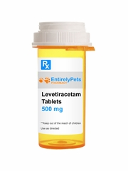 Levetiracetam Tab 500mg (per tablets) (Manufacturer may vary)