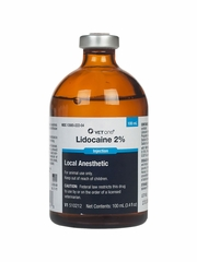 Lidocaine Injectable 100ml Injectable