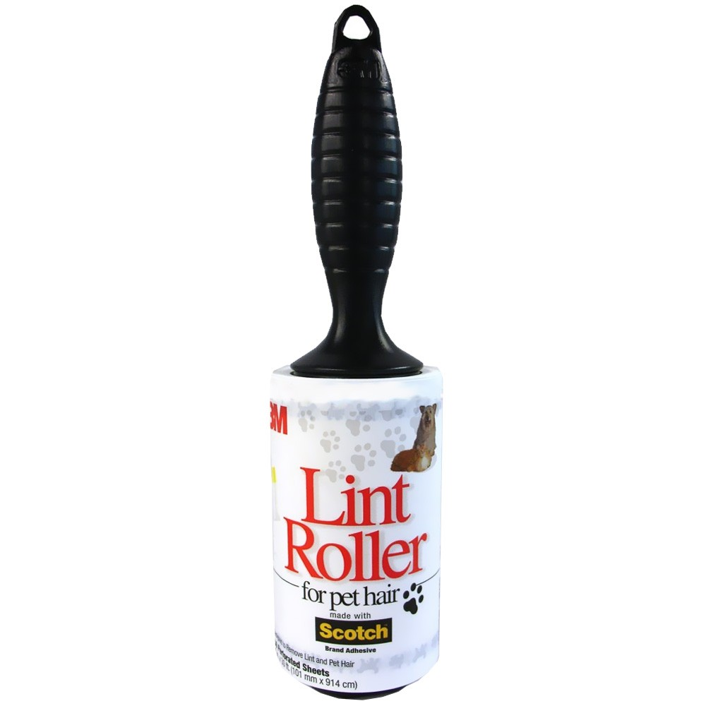 Lint Roller With Handle by 3M LINTROLLER