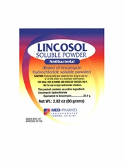 LinxMed-SP Soluble Powder 80gm - (Lincomycin)