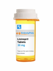 Lisinopril (Manufacturer may vary)