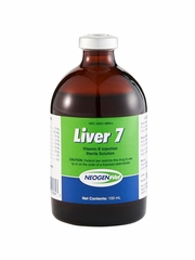 Liver 7 Vitamin B Injection Sterile Solution 100 mL