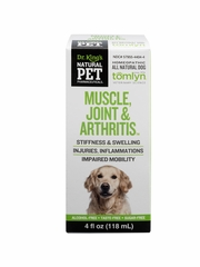 Natural Pet Muscle & Joint and Arthritis Reliever