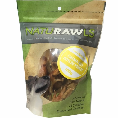 Naturawls Chicken Feet 353 Oz