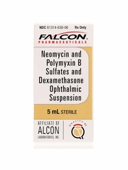 NeoPoly Dex Ophthalmic Suspension 5ml (Manufacturer may vary)