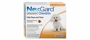 NexGard Flea & Tick Chewables for Dogs