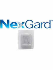 NexGard Chewables for Dogs 10-24 lbs (1 Chew) Blue