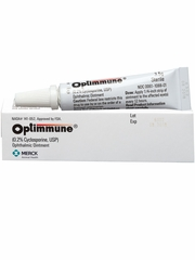 Optimmune Ophthalmic Ointment for Dogs 3.5 gm