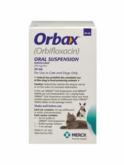 Orbax Antibiotic for Dogs & Cats