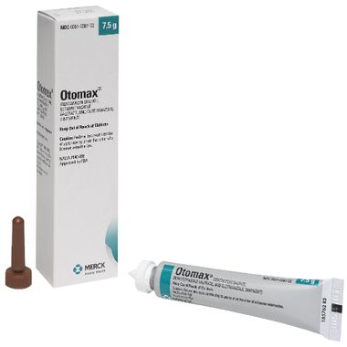 Otomax Otic For Dogs Free Shipping Entirelypets Pharmacy