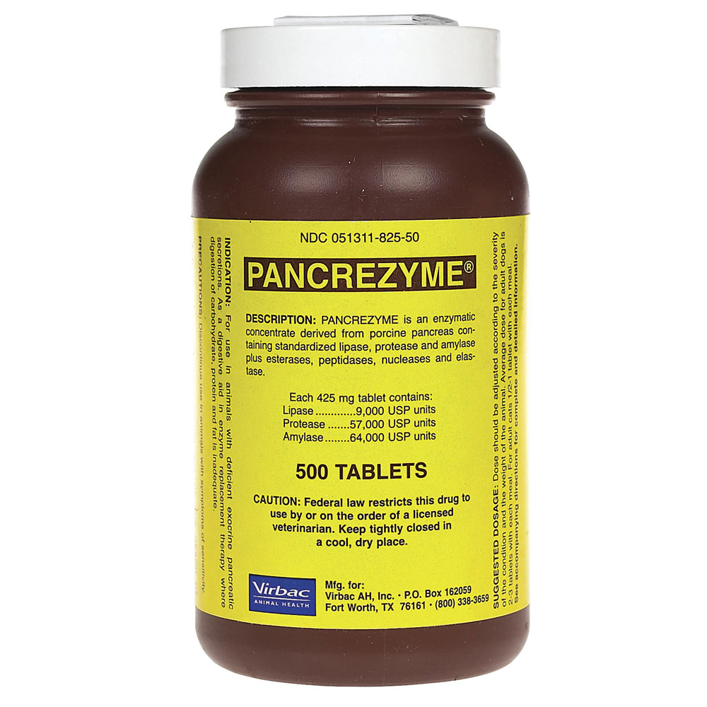 Pancrezyme by Virbac