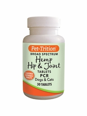 Pet-Trition Hemp Hip & Joint for Dogs & Cats