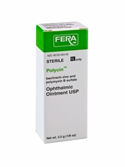 Polycin Ophthalmic Ointment (3.5 mg)