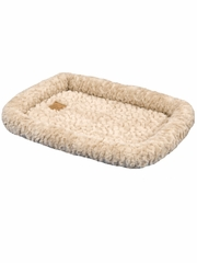 """Precision Pet Snoozzy Crate Bed 2000 - Natural (25""""x20"""")"""